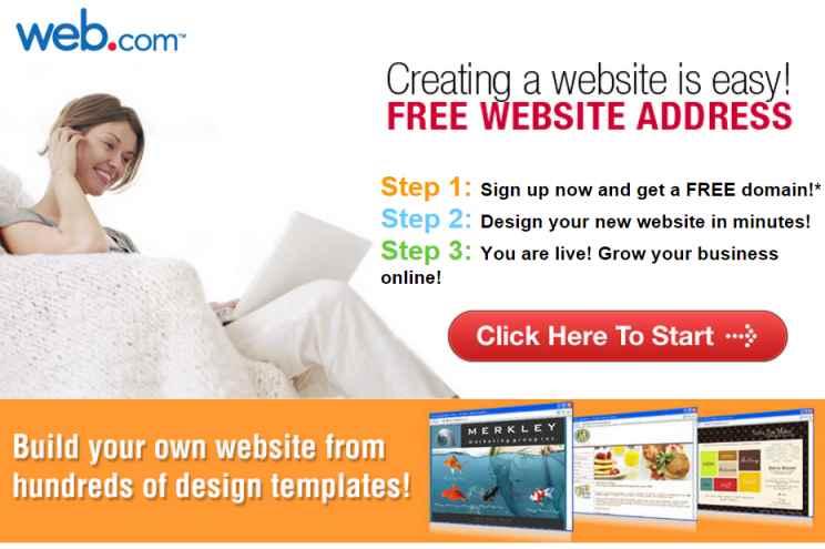 Make a website illustration